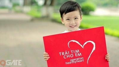 """""""Tự hào Game thủ Việt"""" - Chương trình từ thiện của game thủ VTC Game đóng góp nghĩa tình cho xã hội"""