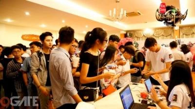Tri ân game thủ, Kim Dung Quần Hiệp Truyện tổ chức offline 2 miền