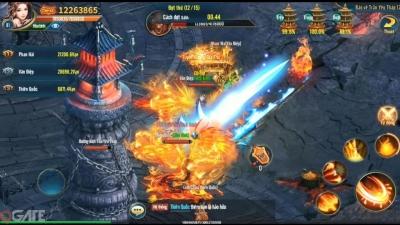 Kiếm Vương Chi Mộng cập nhật Big Update phiên bản Tân Kiếm Vương - Độc Bá Thiên Hạ
