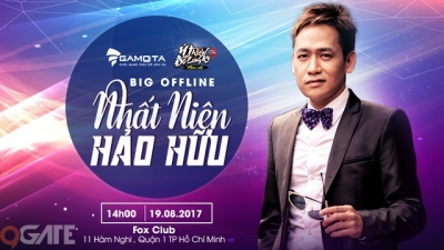 Ỷ Thiên 3D – Tiếp tục bùng nổ cùng Offline Nhất Niên Hảo Hữu tại Sài Gòn