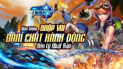 Funtap sắp phát hành game mobile hành động Thợ Săn Linh Hồn