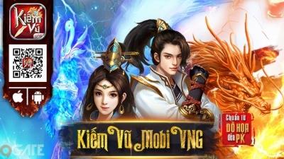 Cố nhân tái xuất giang hồ nhận quà VIP cùng Kiếm Vũ Mobi VNG