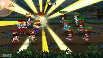 Trải nghiệm InuYasha Mobile: Game bản quyền xịn tương đối dễ chơi
