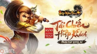Hiệp Khách Giang Hồ MEM chính thức mở cửa đón game thủ Việt