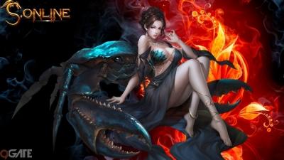"""S Online - Game nhập vai sexy, body """"căng đét"""" giống hệt Blade & Soul sắp ra mắt"""