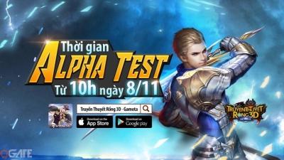 Game thủ mỏi tay test với 3 game mobile ấn tượng ra mắt hôm nay