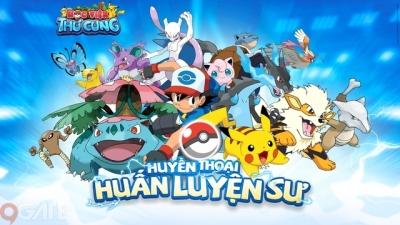 Học Viện Thú Cưng - Game mobile huấn luyện Pokemon được mua về Việt Nam