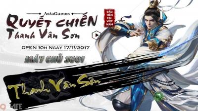 Một phiên bản khác của Tru Tiên sẽ chính thức ra mắt vào ngày mai 17/11