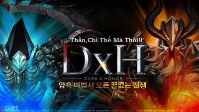 Dream Gamer tiếp tục ra mắt Dark X Honor Mobile tại thị trường Việt Nam