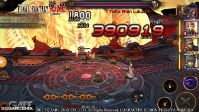 """Final Fantasy Awakening tung ra một bản cập nhật với những tính năng mới siêu """"chất"""""""