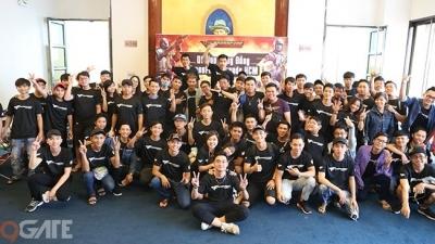 Xạ thủ CrossFire Legends Hà Nội và TP Hồ Chí Minh gặp gỡ NPH VNG