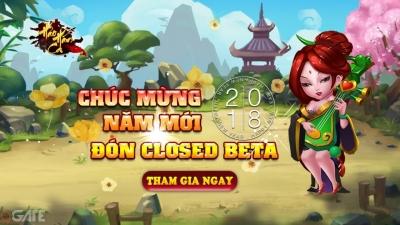 Hảo Hán Ca ra mắt bản Closed Beta 10h ngày 5/1, tặng bạt ngàn Giftcode