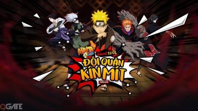 Trải nghiệm Ninja Lead Mobile – Game đấu thẻ tướng về các nhân vật trong truyện tranh Naruto