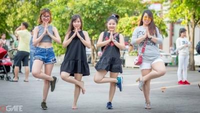 Team nữ hợp cạ đáng ngưỡng mộ trong Võ Lâm Truyền Kỳ Mobile