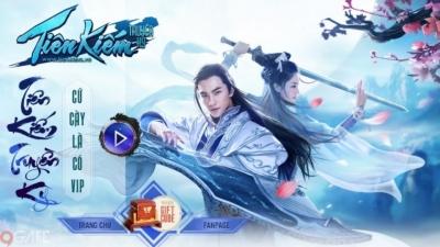 Tiên Kiếm Truyền Kỳ hé lộ Landing và Trailer hút hồn game thủ, dự kiến ra mắt 19/1/2018