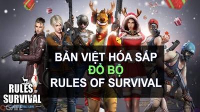 Rules of Survival: Game được mệnh danh là
