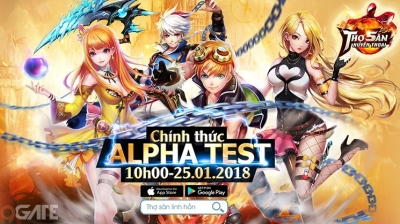 Thợ Săn Huyền Thoại - Tựa game nhập vai 3D cực hấp dẫn chính thức mở Alpha Test