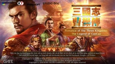 Trải nghiệm Romance of the Three Kingdoms: The Legend of CaoCao – Siêu phẩm chuẩn chiến thuật