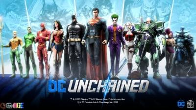 Bom tấn siêu anh hùng DC Unchained chính thức ra mắt