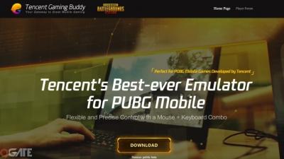 Tencent ra mắt trình giả lập dành riêng cho PUBG Mobile