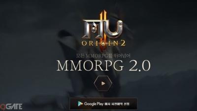 MU Origin 2 Mobile chính thức ra mắt tại Hàn Quốc vào tháng tới