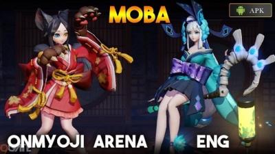 Onmyoji MOBA phát hành thử nghiệm phiên bản quốc tế trên toàn thế giới