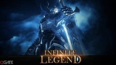 Infinite Legend: Phiêu lưu trong thế giới phép thuật mang phong cách Châu Âu