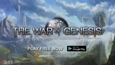 The War of Genesis: Trailer Game