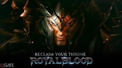 Royal Blood cho phép game thủ chiến 70 vs 70 đã chính thức phát hành