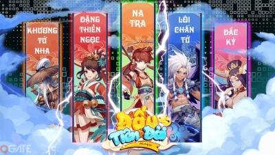 Điểm mặt loạt nhân vật quen thuộc từ cốt truyện Phong Thần sẽ xuất hiện trong Đấu Tiên Đài
