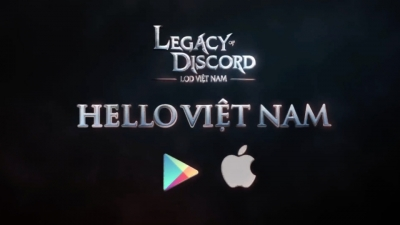 Legacy Of Discord: Teaser Game