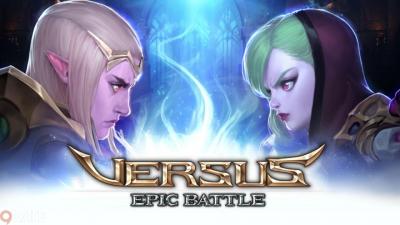 VERSUS: Epic Battle - Trải nghiệm trở thành chiến thuật gia trên di động
