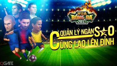 Thêm một tựa game Bóng Đá cập bến Việt Nam trong mùa World Cup