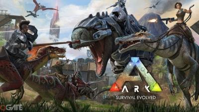 ARK: Survival Evolved - Siêu phẩm sinh tồn đình đám PC vừa lên Mobile
