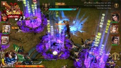 """Siêu Thần Chiến Tướng: Bí quyết """"cày cuốc"""", lên lực chiến nhanh chóng dành cho người chơi"""