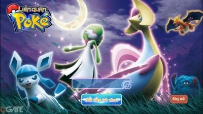 Trải nghiệm Pokemon Liên Quân Poke ngày đầu ra mắt