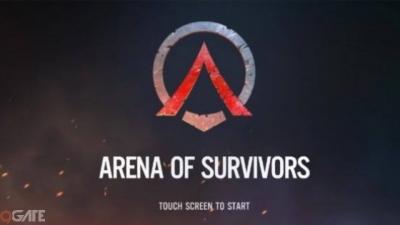 Arena Of Survivors - Game bắn súng sinh tồn do Hiker Games sản xuất