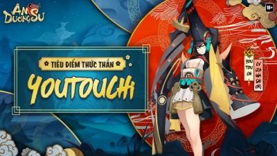 Garena Âm Dương Sư: Tiêu Điểm Thức Thần Youtouchi (Yêu Đao Cơ)