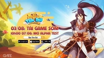 Đấu Tiên Đài bất ngờ thay đổi ngày Alpha Test, cho phép người chơi tải game sớm