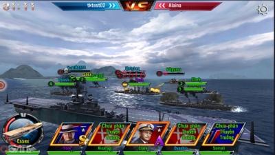 Đại Chiến Hạm 3D: Game chiến thuật dàn trận dành cho những người thích Sự Hủy Diệt