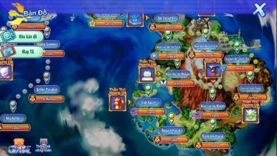 Liên Quân Poke chính là game bắt Pokemon thế giới mở đầu tiên ở Việt Nam