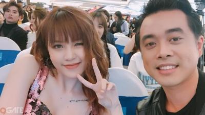 """Dương Khắc Linh bắt tay cùng Thiều Bảo Trâm hay màn """"mai mối"""" mới của làng game Việt?"""