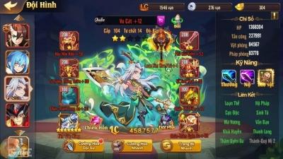 OMG 3Q – Tựa game nổi bật trên thị trường Châu Á