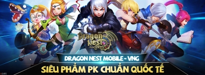 Dragon Nest Mobile VNG