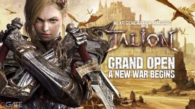 TALION – quái vật đồ họa MMORPG đẳng cấp PC của GAMEVIL đã chính thức ra mắt