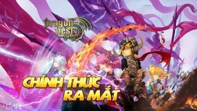 Dragon Nest Mobile VNG đã chính thức đến tay cộng đồng game thủ Việt