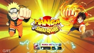 Manga Siêu Quậy: Trailer Game