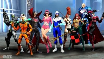 DC Unchained tung Big update với Chế độ PvP mới, nhân vật hạng SS và nhiều tính năng khác