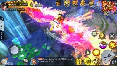 Game nhập vai độc quyền cốt truyện Tam Sinh Tam Thế - Thập Lý Đào Hoa xác nhận sẽ ra mắt trong tháng 10