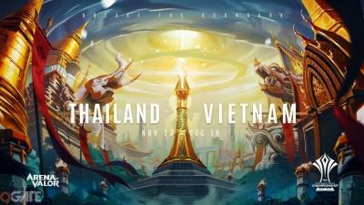 Liên Quân Mobile: Việt Nam chính thức đồng đăng cai AIC 2018